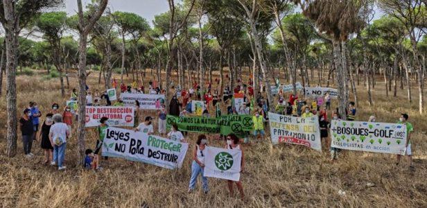 Campaña conservación costa de Cádiz