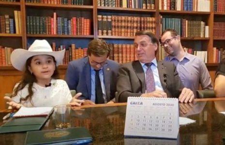Brasil. Bolsonaro será denunciado por trato ultrajante a una menor.