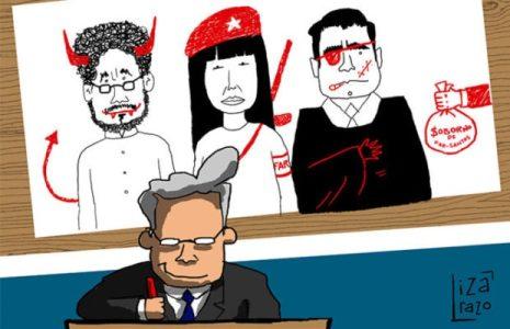 Colombia. Guerra sin cuartel