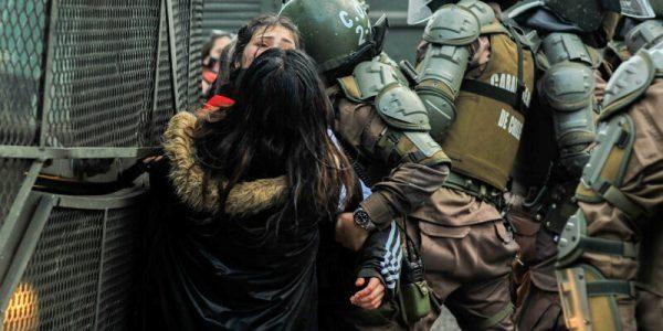 Nación Mapuche. 11 de septiembre en Temuko: cronología de la represión sin sentido