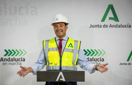 Juanma Moreno pide anular reuniones familiares