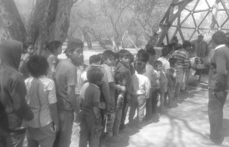 Pueblos Originarios. Wichis en emergencia