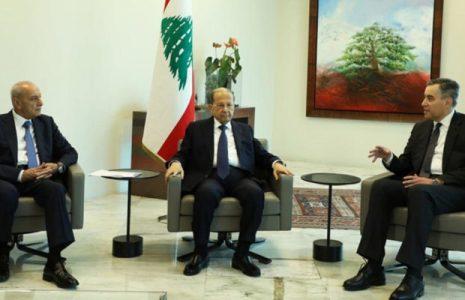 Líbano. Obstáculos en la formación de Gabinete libanés
