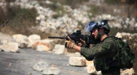 Palestina. Nuevamente, un periodista herido por soldados israelíes en Kafr Qaddum