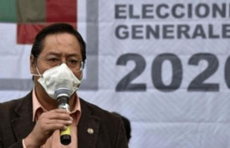 Bolivia. Evo Morales volverá al país si gana las presidenciales el candidato del MAS
