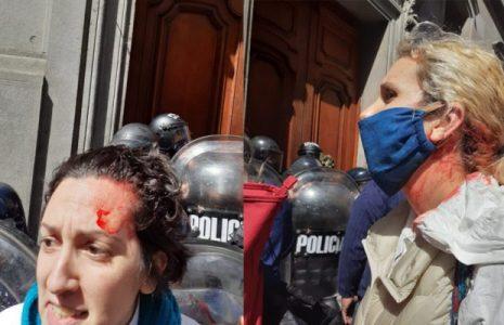 Argentina. Resumen gremial I. En el día de la sanidad, Larreta reprimió el reclamo de enfermeras/ Enfermeros piden a legisladores porteños ser reconocidos como profesionales/ Esenciales: una muestra fotográfica sobre trabajadores de Salud