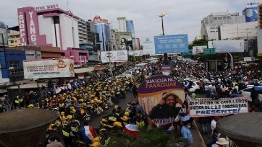Paraguay. Médicos temen por apertura de frontera con Brasil