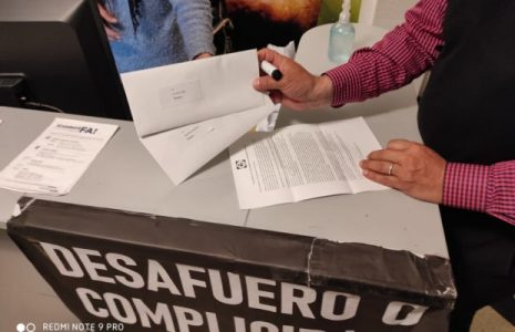 Uruguay. «A esta gente no le importa la gente»