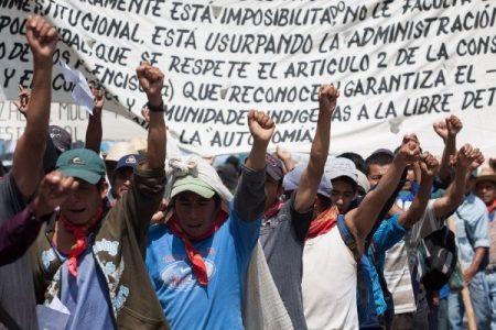 México. Ejidatarios de Tila reiteran su rechazo a la negociación de tierras