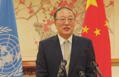 China. El enviado a la ONU contraataca ante las acusaciones de Estados Unidos en el Consejo de Seguridad