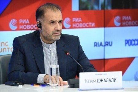 Irán. Sanciones de EE.UU. no afectarán cooperación militar con Rusia