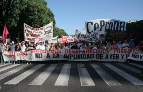 Argentina. Izquierda: La organización Venceremos anunció que se retiró de Correpi