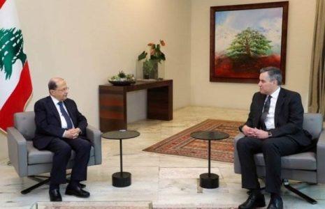 Líbano.   Adib renuncia a formar gobierno