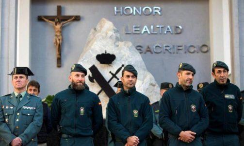 Guardia Civil simula rescates que no hace