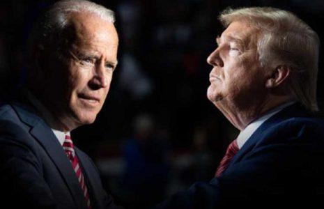 Estados Unidos. Sondeos otorgan ventaja a Biden sobre Trump para los próximos comicios