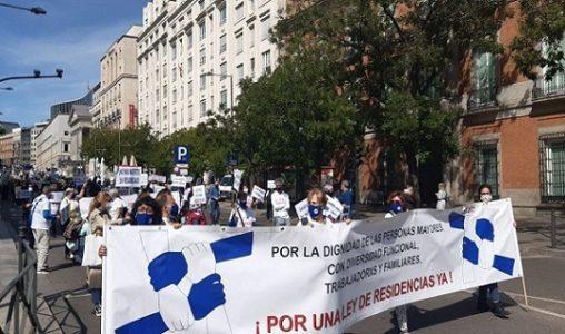 Estado español. Residencias de mayores: negocio, precariedad y abandono