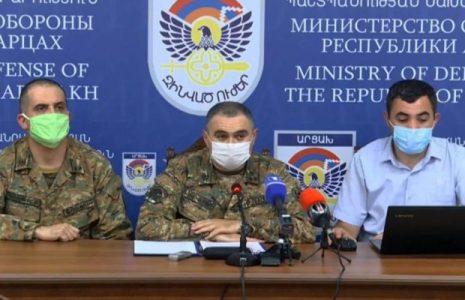 Internacional. Comunicado de la Unión Cultural Armenia tras el ataque a la República de Artsaj perpetrado por Azerbaiyán