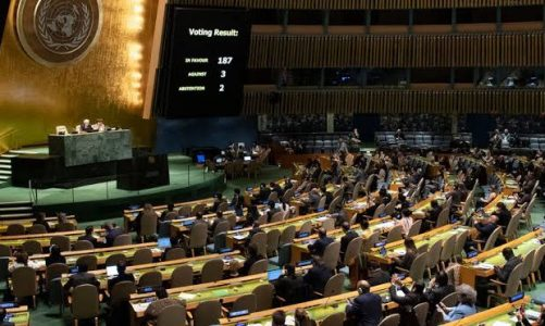 Sáhara Occidental. Aplastante apoyo internacional al Sáhara Occidental en la inauguración de la 75ª Sesión de la Asamblea General de la ONU