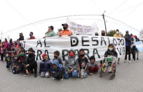 Argentina. ¡No desalojen Guernica!