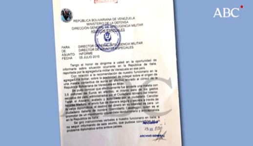 Venezuela. La Procuraduría General solicita rectificación al diario ABC de España sobre el supuesto dinero de Chávez al Movimiento italiano 5Estrellas