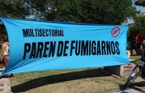 Argentina. Fallo histórico contra fumigaciones a menos de 1000 metros