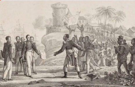 Haití. Al concederle la independencia, Francia le robó el futuro
