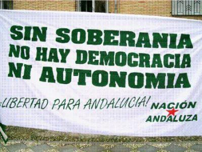 Nación Andaluza ante el acuerdo sanitario del gobierno estatal y el madrileño ¡Sin soberanía no hay autonomía! (vídeo)