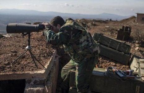 Siria.  Ejército sirio prepara operación para acabar con los terroristas escondidos en Kanaker, en el Golán