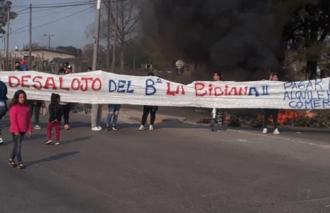 """Argentina. Moreno: vecinos y vecinas luchan por """"una tierra para vivir"""""""