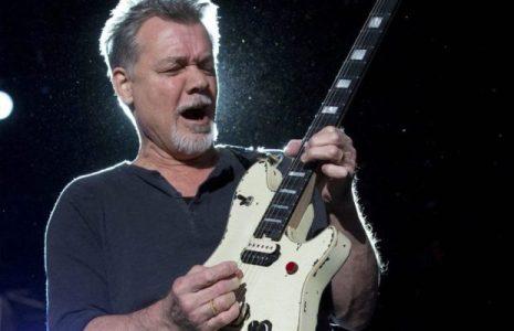 Cultura. A los 65 años murió Eddie Van Halen, uno de los grandes guitarristas de rock