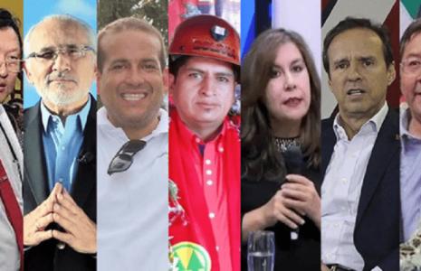 Bolivia. Debate presidencial: El M.A.S. como única opción popular