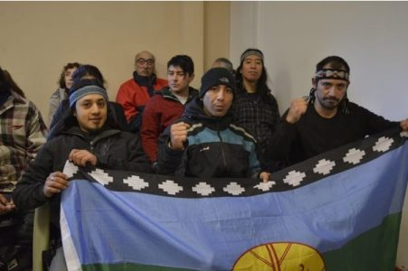Nación Mapuche. Recusaron al juez Videla y se apartó de la causa Ginóbili
