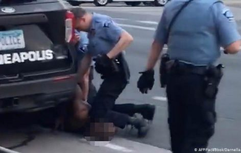 Estados Unidos. Liberaron al policía que mató a George Floyd