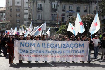 Operación Jaro…el estado español trata de ilegalizar el independentismo galego