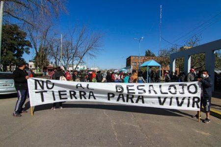 Argentina. Mensaje desde Guernica:  «Sin propuestas concretas, Larroque miente, difama y demoniza a las organizaciones sociales»