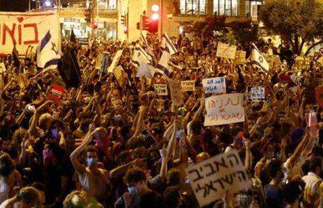 Israel. Medios israelíes hablan de guerra civil
