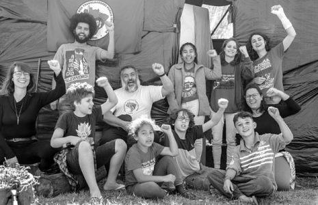 Brasil. Estrenan película grabada con alumn@s de la Escuela Nacional Florestan Fernandes del MST
