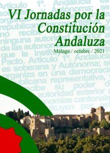 Se aplazan las VI Jornadas por la Constitución Andaluza hasta 2021