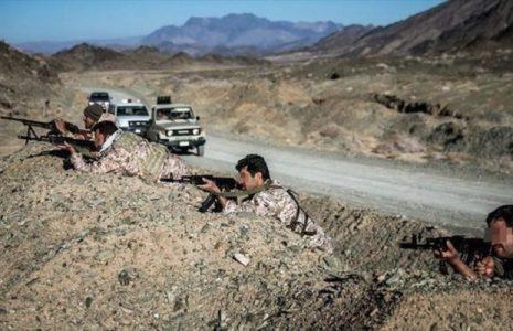 Iran. Abaten a 3 terroristas en el oeste del país