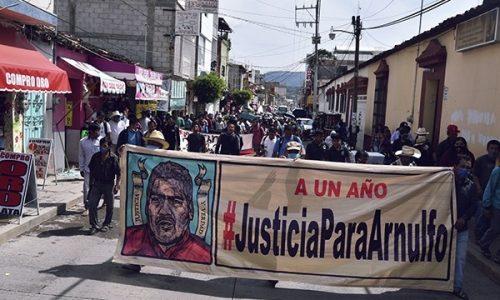 México. Desaparición y asesinato del defensor Cerón Soriano, aún sin reparación