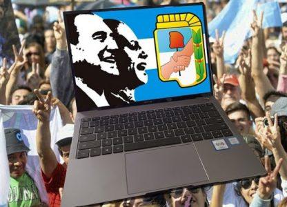 Argentina. La CGT procura blindar a un Presidente en baja con un 17 de octubre virtual