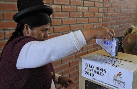Bolivia. El golpe al voto de los bolivianos en Argentina