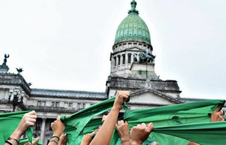 """Argentina. Dora Barrancos: """"la semana que viene"""" enviarían el Proyecto IVE al Congreso"""