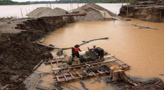 Perú. Lobby y minería salvaje
