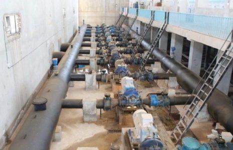Siria.  Mercenarios pro-turcos cortan nuevamente suministro de agua a la ciudad  de Hasakeh