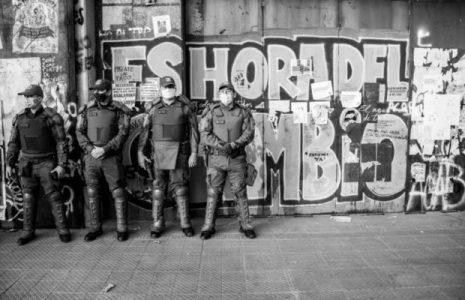Chile. «ACAB» en 3 tiempos