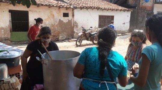 Paraguay. Gobierno deja sin insumos a Ollas Populares que alimentan a 12 mil personas