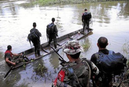 Colombia. El único superviviente de la guerrilla Baigorri