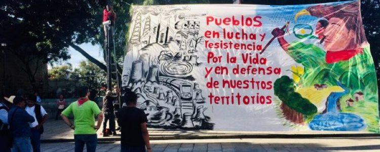 México. CIDH, ONU, defensores y comunidades exigen reconocer derechos indígenas y detener megaproyectos