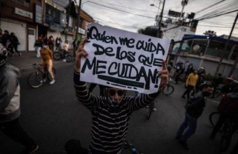 Pensamiento crítico. América Latina: transición, crisis y agenda pospandemia